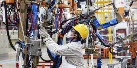 Chine : plus fort repli depuis 3 ans de l'activité manufacturière en janvier | blended learning | Scoop.it