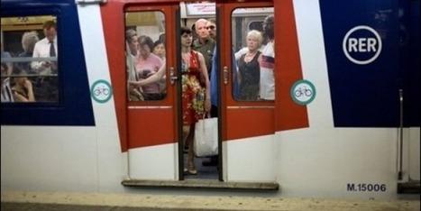 RATP: Veolia va recycler les wagons du RER A pendant 4 ans | Logistique et Transport GLT | Scoop.it