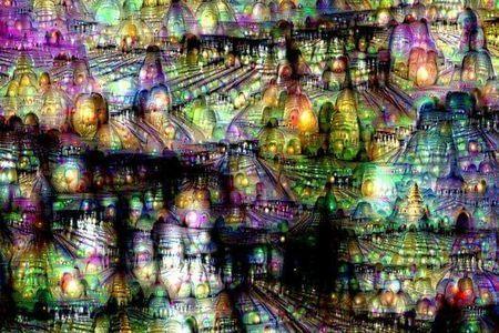 Google's neural networks create bizarre 'Inceptionism' art | Gizmag | Cultibotics | Scoop.it
