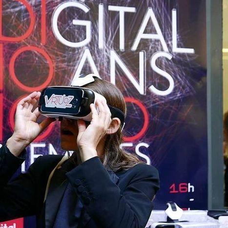 Futur en Seine:Le rendez-vous incontournable de l'innovation gratuit et ouvert à tous, du 09 au 19 juin 2016. | Machines Pensantes | Scoop.it