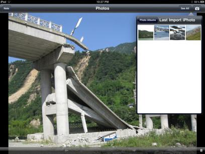 App Store - FieldNotesLT   Screen flashes.   Scoop.it