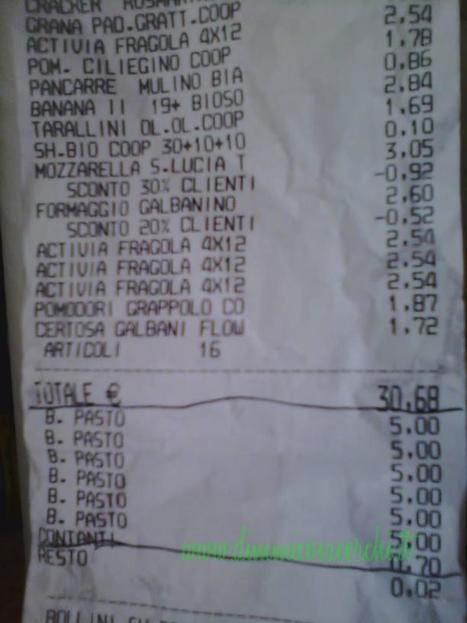 Spesa quasi gratis grazie a coupon e ticket compliments! | Coupon, Buoni Sconto, spesa e benzina. Promozione varie | Scoop.it