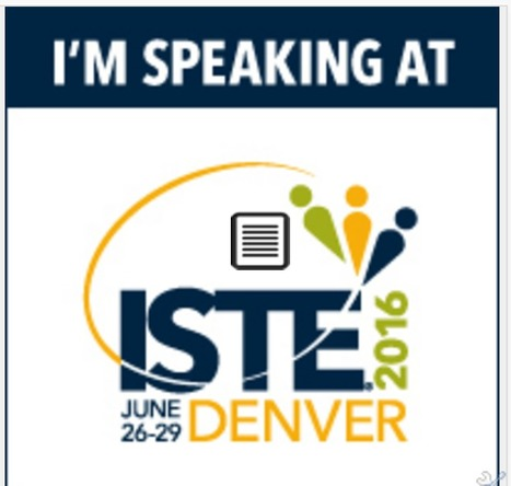 Sessions at ISTE | Cool Tools for 21st Century Learners | Cool Tools for 21st Century Learners | Scoop.it