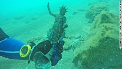 Divers discover ancient Roman coins in wreck | What about? | Scoop.it