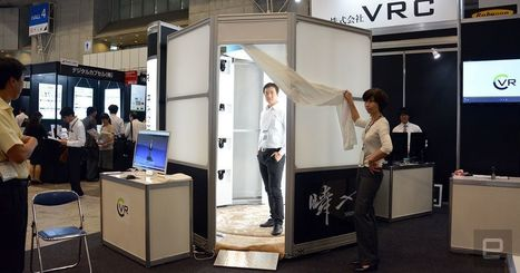 Full-body 3D scanning is about to get faster and cheaper | Heron | Scoop.it