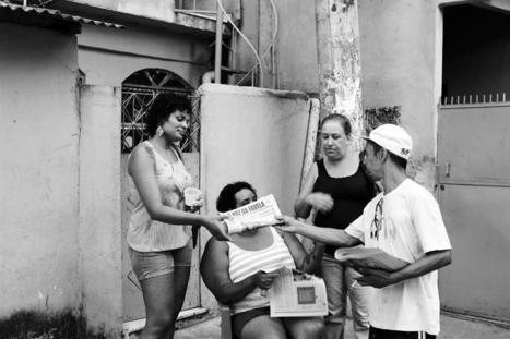 I favelados di Rio: le Olimpiadi ve le raccontiamo noi | Conetica | Scoop.it