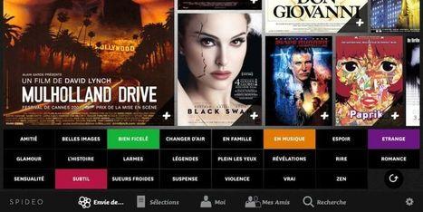 Spideo: la recommandation de VOD concurrente de Netflix | Social TV is everywhere | Scoop.it