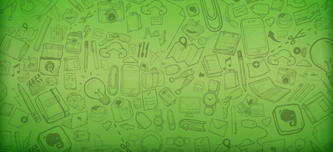 3 Things You Should Know About Organization According to Evernote | Evernote 247 | Scoop.it