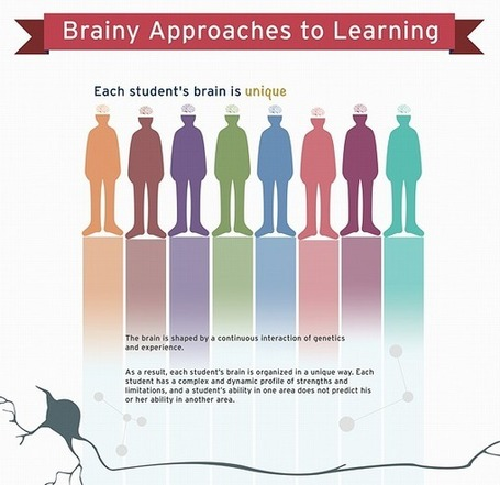 Personalize Learning: The Brain Science Behind Learning | Educación flexible y abierta | Scoop.it