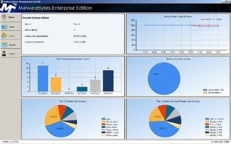 Malwarebytes steps up to protect large enterprises | ICT Security Tools | Scoop.it