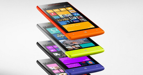 Windows Phone 8S by HTC   cool gadgets for a future house   Scoop.it
