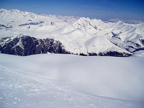 Skiing Off Piste in La Grave | Freeride skiing | Scoop.it