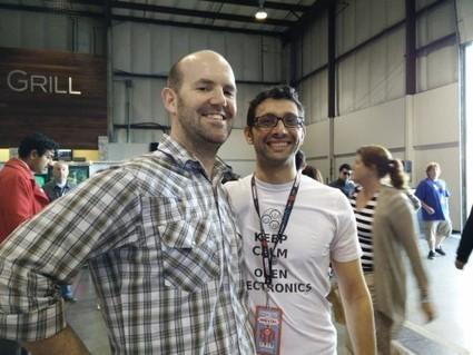 Interview to Eben Upton: the New Raspberry Pi 3, Makers, Pi Zero…and more   Arduino, Netduino, Rasperry Pi!   Scoop.it