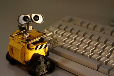 Faut-il craindre les « robots journalistes » ? | Media hyper local | Scoop.it
