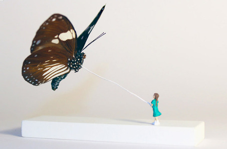 Miniature Art « Nic Joly | The Art of Everyday | Scoop.it