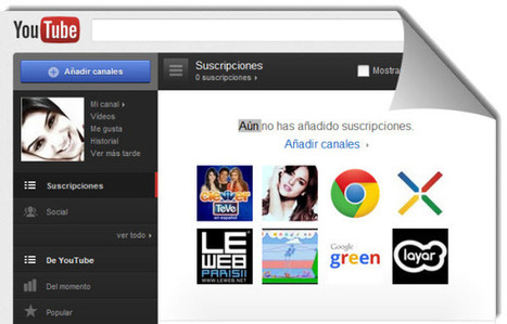10 Herramientas para utilizar YouTube con fines educativos | LAS TIC EN EL COLEGIO | Scoop.it