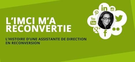 Personal branding et employabilité : l'IMCI m'a reconvertie | Formation Community Manager | Scoop.it