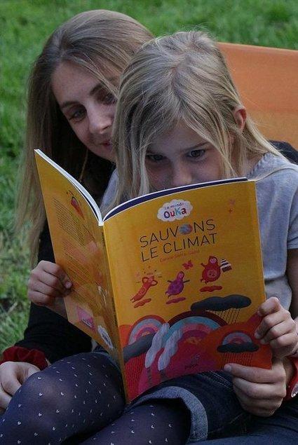 CDURABLE.info l'essentiel du développement durable : : LE MONDE OUKA Sauvons le climat - Un ouvrage de Carole Stora-Calté pour les 4-8 ans aux Editions PIPPA | CDURABLE.info | Scoop.it