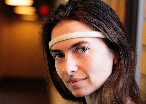 The High-Tech Headband That Can Make Your Stressed Brain Happy Again | leapmind | Scoop.it