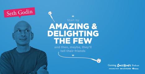 Seth Godin Talks Emotion And Storytelling In Marketing | Brand Storytelling | Scoop.it