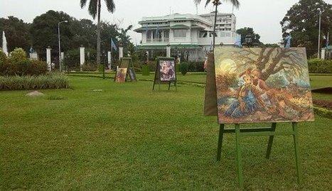 Vernissage aux Jardins des Premiers: le processus de paix en RDC vu à travers les œuvres d'ar   CONGOPOSITIF   Scoop.it