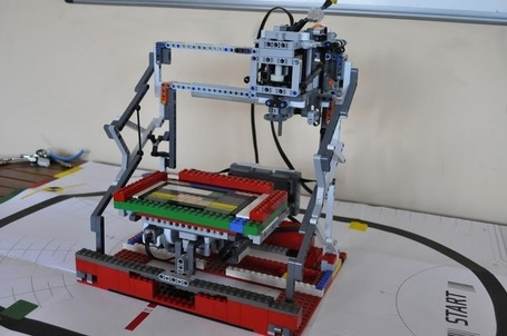 Peer production, modularity & voxels: The RepRap-based, Lego ... | Peer2Politics | Scoop.it