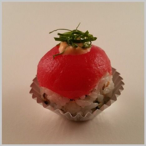 Japan Has Invented Sushi Cupcakes, And Your Dreams Are Now Reality | Sushi! | Scoop.it