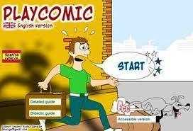 PLAYCOMIC | Leer en la escuela | Scoop.it