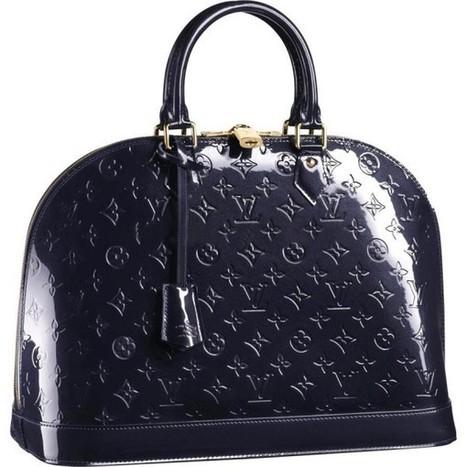 Louis Vuitton Outlet Alma MM Monogram Vernis M91448 Handbags For Sale,70% Off | Famous louis vuitton bags on Sale_lvbagsatusa.com | Scoop.it