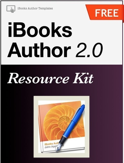 iBooks Author Templates :: Free Resource Kit | Ebooks, interactive iBooks & iBooks Author | Scoop.it