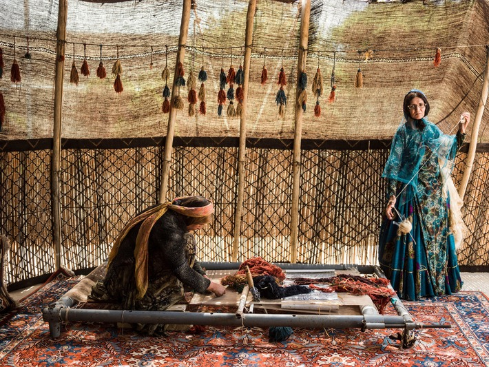 The Persian Rug May Not Be Long for This World | The New York Times | Asie | Scoop.it