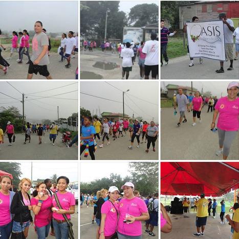 SHJC at Cayo Cancer Walk | SHJC Heart Matters | Scoop.it