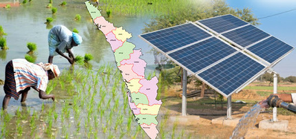 Solar Pumps Subsidy For Kerala Farmers | Agriculture pumps | Scoop.it
