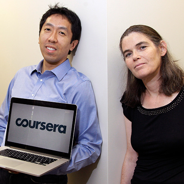 Daphne Koller, the AI Researcher Who Founded Coursera | MIT Technology Review | Curating-Social-Learning | Scoop.it