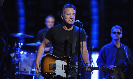 Bruce Springsteen and The E Street Band To Play On SNL ? - Blog It All Night | Bruce Springsteen | Scoop.it