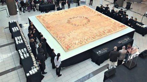 Un énorme gâteau aux carottes pour dépasser un record Guinness | Boulangerie | Scoop.it