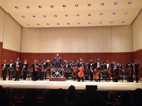 Orchestra's Coda to Diversity: Draggin' a Bit...   Music Education   Scoop.it
