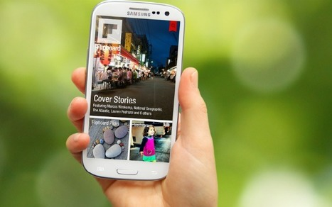 Flipboard Adds Book Catalog With Affiliate Cut From Apple | MUSIC:ENTER | Scoop.it