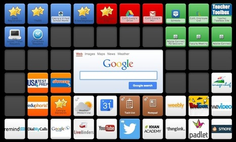 11 Ways to use Symbaloo in the Classroom | APRENDIZAJE | Scoop.it