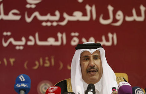 The Arab League Actually Does Something - By Michael Stephens | Coveting Freedom | Scoop.it
