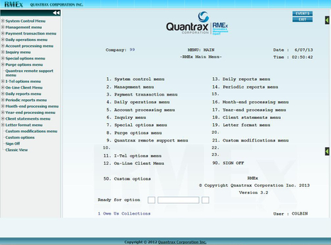 Collection Software by Quantrax | quantrax | Scoop.it