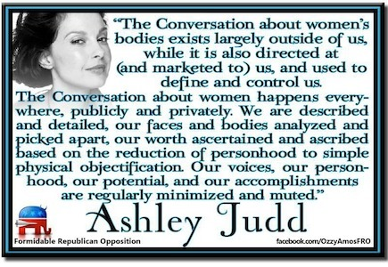 Not to be minimized and muted. | Coffee Party Feminists | Scoop.it