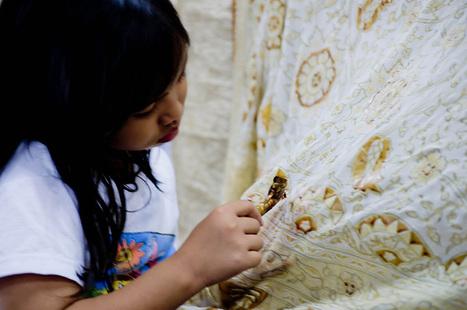 Asal Kata Batik | Baju Batik Modern | Toko Batik Online | Model Batik Terbaru | BlackFish | Scoop.it
