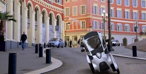 Harmonious Toyota i-Road Mobility (Sponsored) - Tech Diggers | Technology News and Reviews | Scoop.it