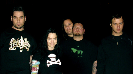 EVANESCENCE BAND | Journalism <3 | Scoop.it