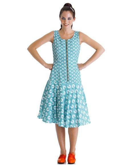 Get the 'litte miss gamer' green dress for women online - Stylista   Stylista   Scoop.it