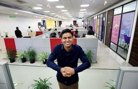 छोटे शहर के लड़के ने खड़ी की 1500 करोड़ की कंपनी, फिर स्टाफ में बांट दिए सैकड़ों करोड़   Rajasthan Ptrika Latest Hindi News   Scoop.it