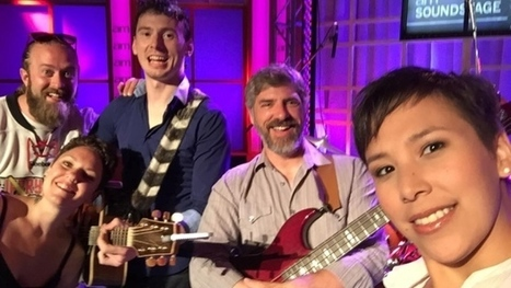 Nunavut's Jerry Cans nominated for two Canadian Folk Music Awards   Inuit Nunangat Stories   Scoop.it