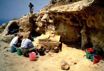 The Archaeology News Network: Greek islands were inhabited 170,000 years ago | Archaeology and the Bronze Age | Scoop.it