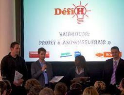 Défi H : AmiWheelchair récompensé pour l'innovation technique   great buzzness   Scoop.it